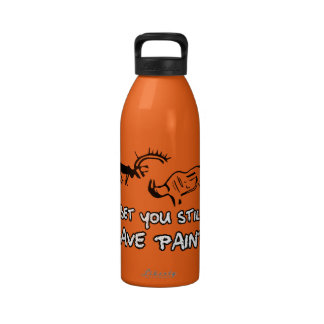 Funny insult reusable water bottles