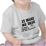 Funny internet shirts
