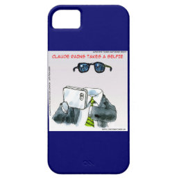 Funny Invisible Man iPhone 5/5S Case