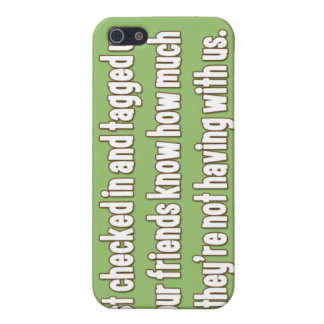Funny iPhone case about Facebook iPhone 5 Covers