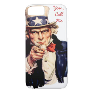 funny iPhone cover,call me iPhone 8/7 Case