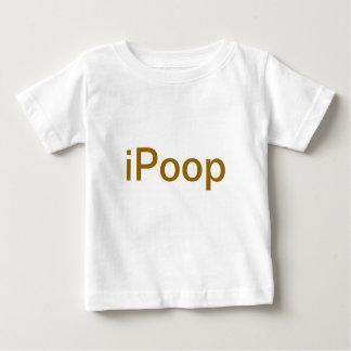 Funny iPoop Baby Shirt