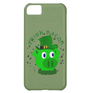 Funny Irish Bacon iPhone Case iPhone 5C Covers