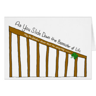 Funny Irish Blessing - St. Patrick's Day Card
