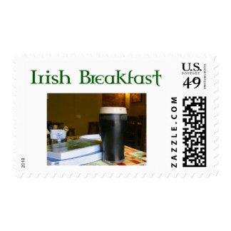 Funny Irish Breakfast Irish Beer lovers gear Postage