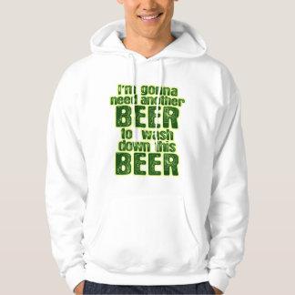 Funny Irish Drinking Humor Hooded Sweatshirt