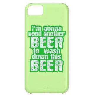 Funny Irish Drinking iPhone 5C Cover