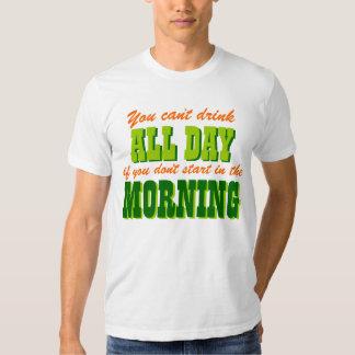Funny Irish Drinking Quote Shirt