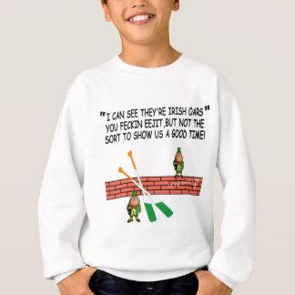 Funny Irish leprechauns Sweatshirt