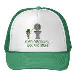 Funny Irish Obama Trucker Hat