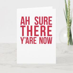 Irish sayings cards zazzle funny irish saying card m4hsunfo