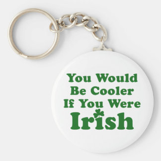 Funny Irish Saying Keychain