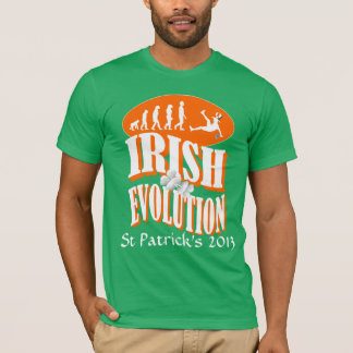 Funny Irish St Patrick's day T-Shirt