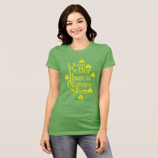 Funny Irish Tee-I kiss Better Than a Blarney Stone T-Shirt