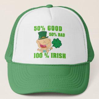 Funny Irish Trucker Hat