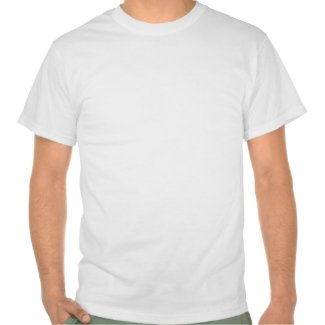 Funny IRS T-shirt Adult White Value shirt