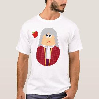 Funny Isaac Newton Kids T shirt