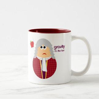 Funny Isaac Newton Mug Gift