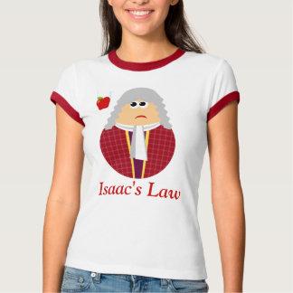 Funny Isaac Newton Tshirt