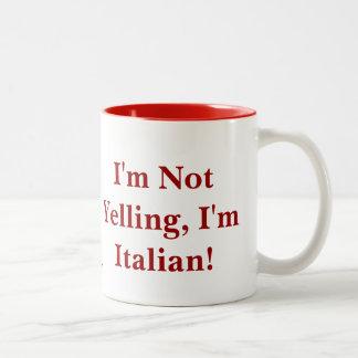 Funny Italian Mug