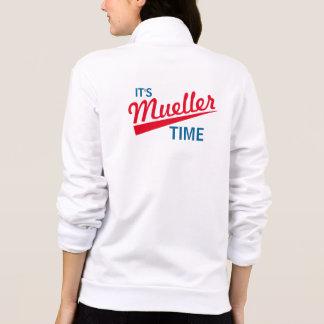 "Funny ""It's Mueller Time"" Jacket"