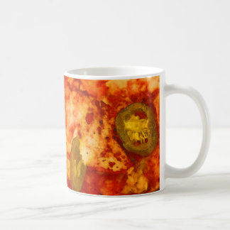 Funny Jalapeno Pizza Coffee Mug