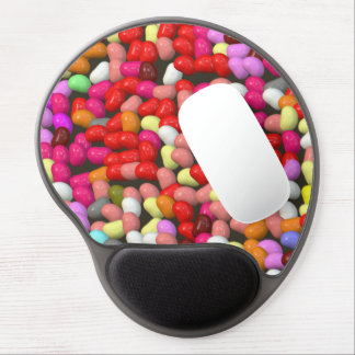 funny Jelly Mix Gel Mouse Pad