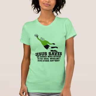 Funny Jesus saves T Shirt