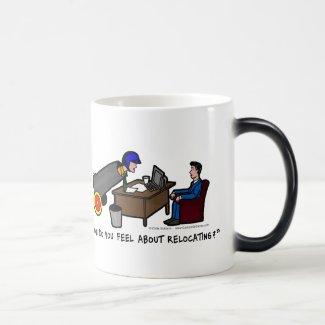 Funny Job Interview Mug