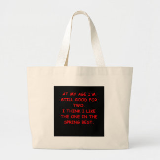 funny joke for you canvas bags