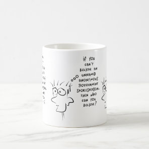 funny joke unnamed anonymous government source coffee mug