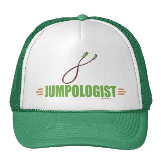 Funny Jump Roping Trucker Hat
