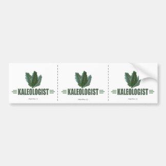 Funny Kale Bumper Sticker