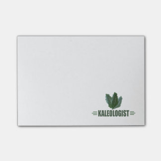Funny Kale Post-it® Notes