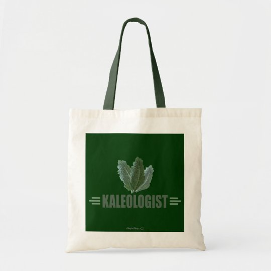 Funny Kale Tote Bag