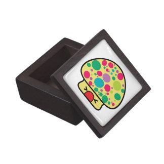 funny kawaii toadstool mushroom house premium gift boxes