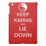 Funny Keep Calm iPad Case