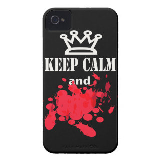 Funny Keep Calm iphone 4 cases