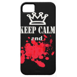 Funny Keep Calm iphone 5 cases