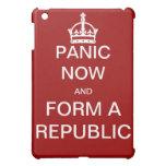Funny Keep Calm PARODY iPad Mini Case