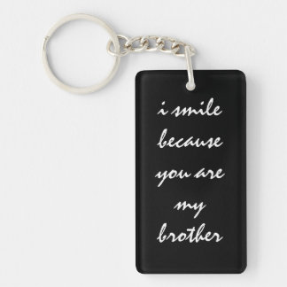 Funny Key Chain for Brother