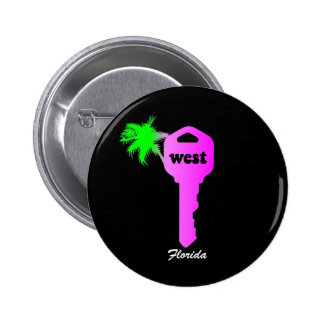 Funny Key West Button