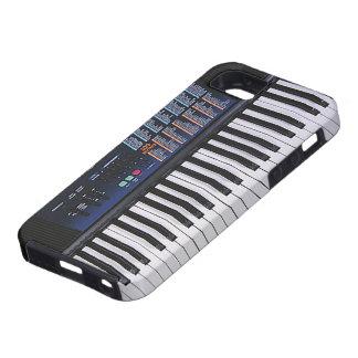 Funny Keyboard Design iPhone SE/5/5s Case