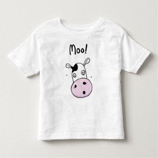 Funny Kids Moo Cow T-shirt