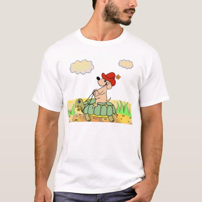"funny kids' t-shirt ""cartoon"""