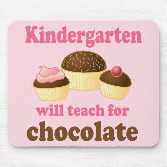 Funny Kindergarten Teacher Mousepad