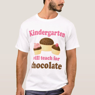 Funny Kindergarten Teacher Tee