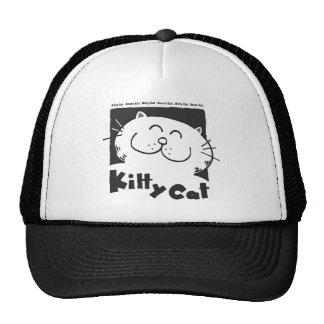 Funny Kitten | Smart Cat t Shirt Trucker Hat