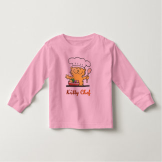 Funny Kitty Chef Cook t Shirt | Kitty Chef T Shirt
