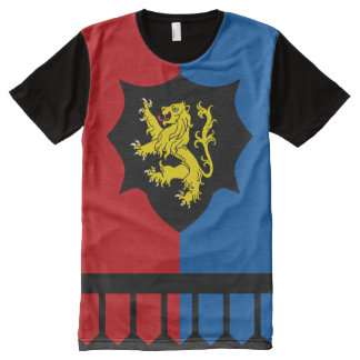 Funny ~ Knight in Shining Armor All-Over-Print Shirt
